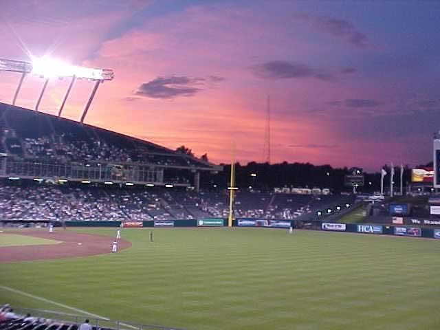 30parks Kauffman Stadium